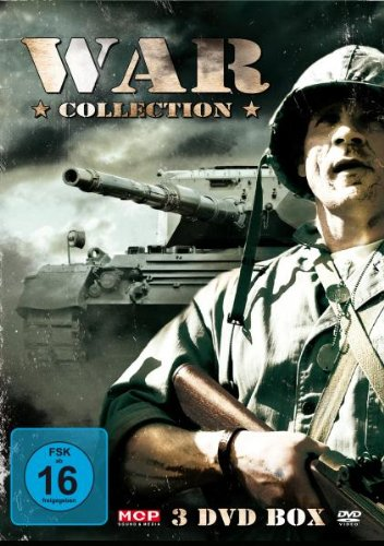 War - Collection [3 DVDs]