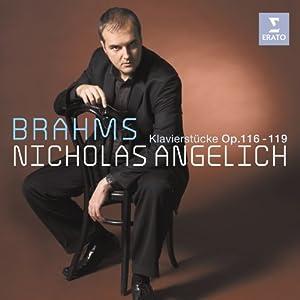 Brahms : Pièces pour piano Op.116 à 119
