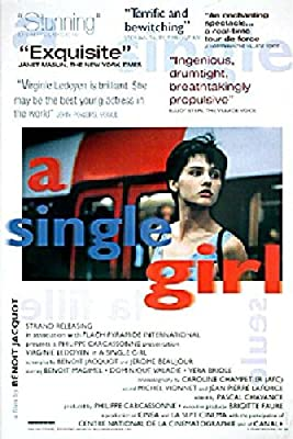 A Single Girl 1996 Original USA One Sheet Movie Poster Beno