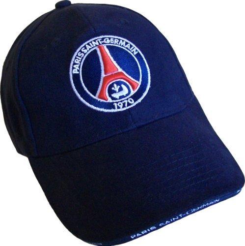 3e92b3acac0 Casquette PSG - Collection officielle PARIS SAINT GERMAIN - Ligue 1 - Taille  réglable