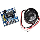 Gikfun ISD1820 Sound Voice Recording Playback Module For Arduino EK1410