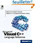 Microsoft Visual C++ : Language Refer...