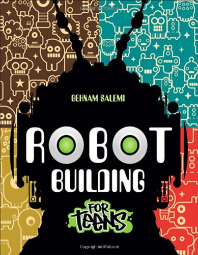 Robot Building For Teens
