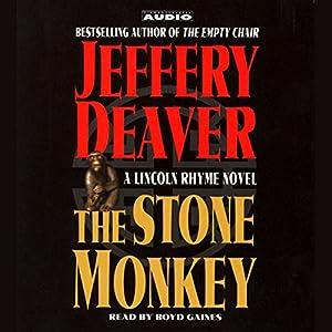 The Stone Monkey Hörbuch