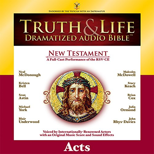 Truth and Life Dramatized Audio Bible, New Testament: Acts