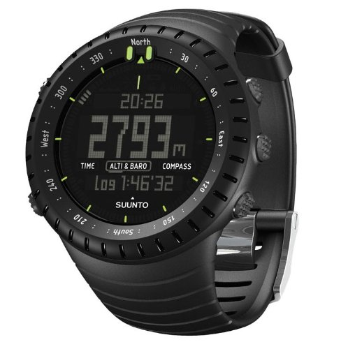 Suunto Core Altimeter, Barometer & Compass, All