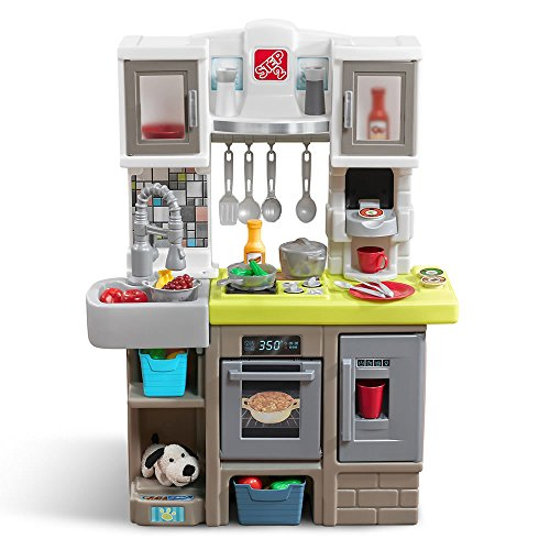 Step2 Contemporary Chef Kitchen Playset (Step 2 Play Kitchen compare prices)