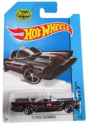 2014 Hot Wheels Hw City 65/250 - TV Series Batmobile - 1
