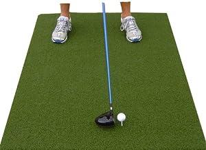 """36"""" X 60"""" XL Super Tee Golf Mat - Holds A Wooden Tee"""