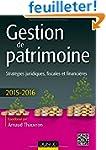 Gestion de patrimoine - 2015-2016 - 6...