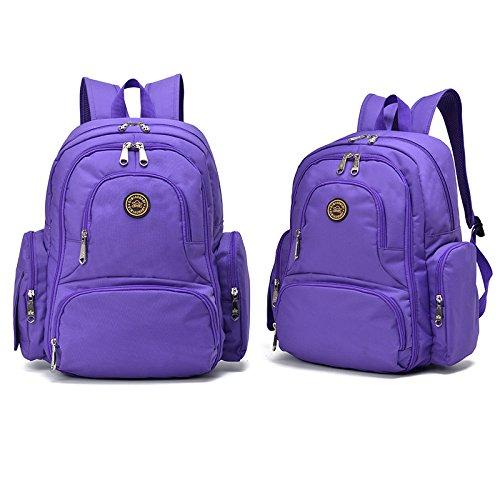 yuhan baby diaper bag travel backpack handbag large. Black Bedroom Furniture Sets. Home Design Ideas