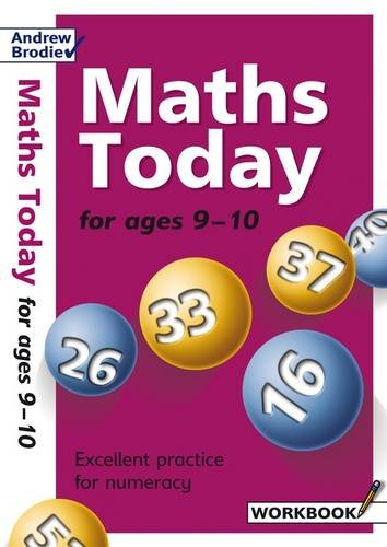 Maths Today for Ages 9-10
