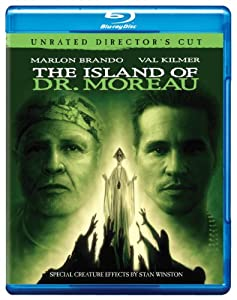 Island of Dr Moreau [Blu-ray] [1996] [US Import]