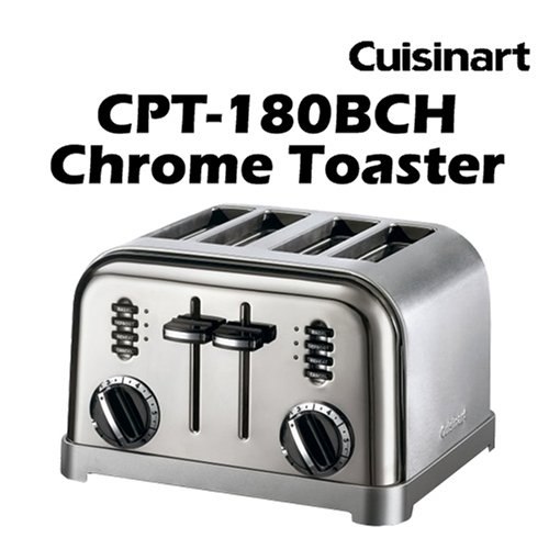 Cuisinart Metal Classic 4 Slice Toaster Should You Buy