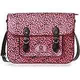 Paul Frank School College Satchel Bag - Pink