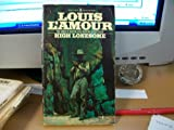 High Lonesome (0553124145) by Louis L'amour