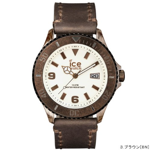 (Official) アイスウォッチ ICE-WATCH アイスビンテージ Brown ( big ) VT.BN. BB... L [regular imports]