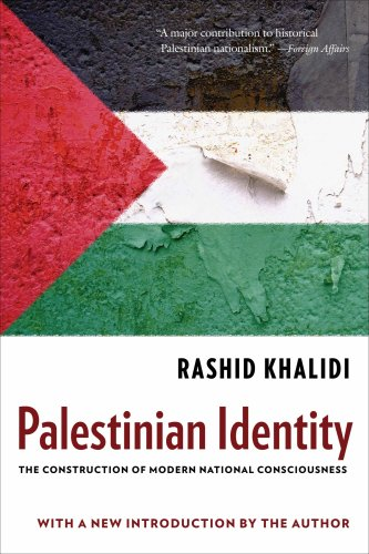 Palestinian Identity: The Construction of Modern National...