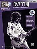 Amazon.co.jpLed Zeppelin Vol.2 (Ultimate Guitar Play-Along)