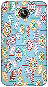Timpax protective Armor Hard Bumper Back Case Cover. Multicolor printed on 3 Dimensional case with latest & finest graphic design art. Compatible with only Google Nexus-6. Design No :TDZ-21478