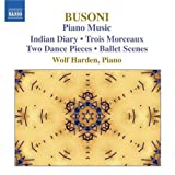 Busoni - Piano Music, Vol 3