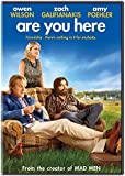 Are You Here [Import]