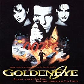 The Goldeneye Overture (Part I: Half Of Everything Is Luck/ Part II: The Other Half Is Fate/Part III: For England, James) (Medley)