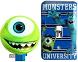 Monsters University Night Light and Switch Plate Cover Set
