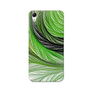 ArtzFolio Abstract Artwork : HTC Desire 728G Dual Sim Matte Polycarbonate ORIGINAL BRANDED Mobile Cell Phone Protective BACK CASE COVER Protector : BEST DESIGNER Hard Shockproof Scratch-Proof Accessories