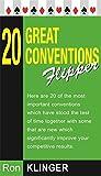 20 Great Conventions Flipper (MASTER BRIDGE)