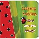 Ladybug, Ladybug, What Are You Doing? (Rourke Board Books)