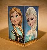 Disney Frozen light - Lamp Featuring Princess Elsa , Princess Anna , Olaf, and Sven
