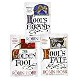 Robin Hobb The Tawny Man Trilogy 3 Books Collection Set