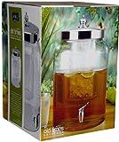 VMI G-01840 10.4-Liter Beverage Dispenser with Ice Chamber