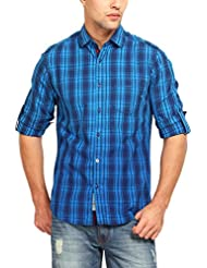 The Indian Garage Co Men's Casual Shirt - B00Y9P8IH4