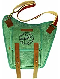 The House Of Tara Super Utility Bag (Hedge Green)