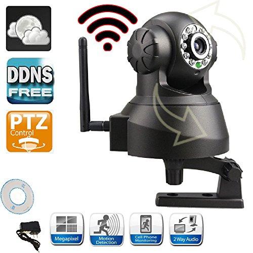 Pan Tilt Wireless Audio Indoor P2