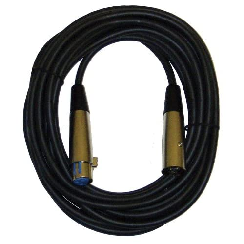 CBI Low Z XLR Microphone Cable, 20 Foot