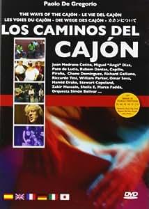 Amazon.com: Ways of the Cajon Los Caminos Del Cajon: Paolo De Gregorio