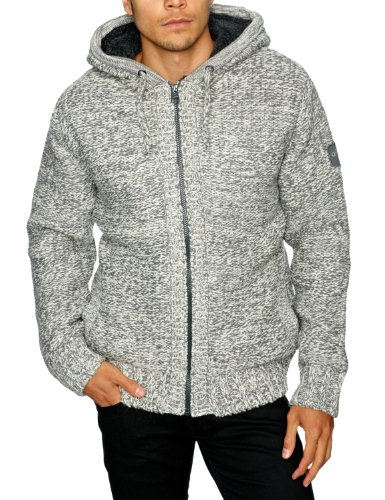 Quiksilver Seeker-KPMPU073 Men's Jumper Asphalt Small