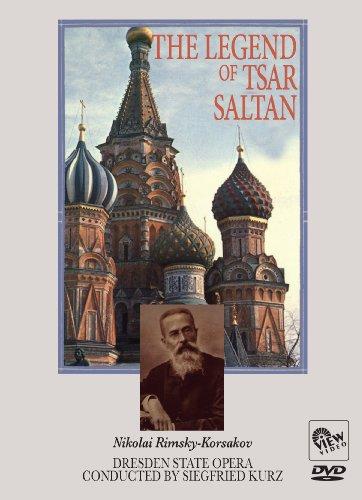 DVD : Dresden State Opera: Legend Of Tsar Saltan