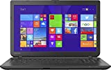 Toshiba Satellite 15.6 Inch C55-B Laptop - Intel Celeron Processor, 4GB Memory, 500GB Hard Drive, Windows 8.1, Jet Black