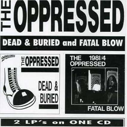 Fatal-Blow/Dead-&-Buried