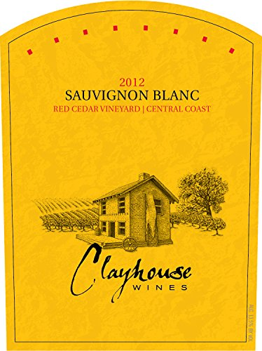 2012 Clayhouse Vineyard Sauvignon Blanc 750 Ml