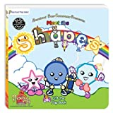Meet the Shapes Lift the Flap Book [Board book]