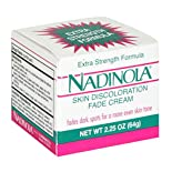 Nadinola Skin Discoloration Fade Cream, Extra Strength Formula, 2.25 oz (64 g)