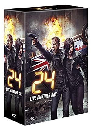 24-TWENTY FOUR- リブ・アナザー・デイ DVDコレクターズBOX