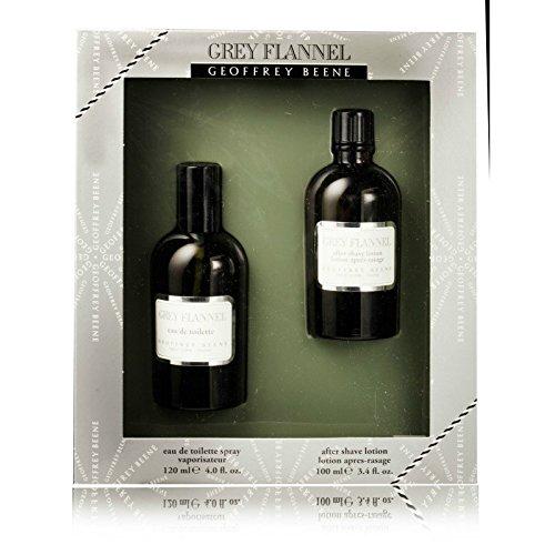 Geoffrey Beene - Grey Flannel - Edt 120ml 4.0fl.oz + Aftershave