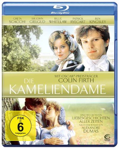 Die Kameliendame [Blu-ray]