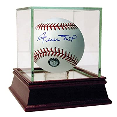 MLB San Francisco Giants Willie Mays Signed Baseball